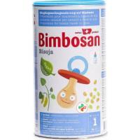 Бимбосан Бисоя детское питание без пальмового масла банка 450 г