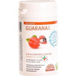 Biosana Guarana Plus в капсулах 510мг 70 штук