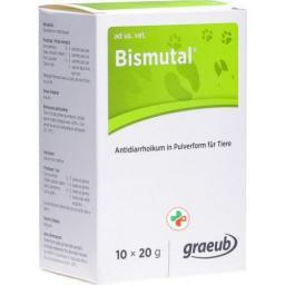 Bismutal порошок Ad Us Vet. 10 пакетиков 20г