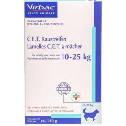 C.E.T. Kaustreifen fur mittelgrosse Hunde von 10-25кг 140г