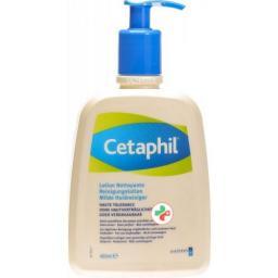 Cetaphil очищающий лосьон бутылка 460мл