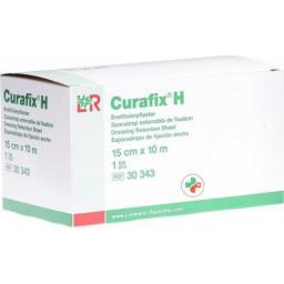 Curafix H фиксирующий пластырь Weiss 10мX15см рулон