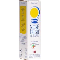 Доктор Раппай освежитель для носа спрей с дозатором 15 мл