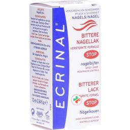 Ecrinal Nagel Bitterlack бутылка 10мл