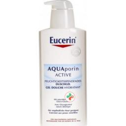 Eucerin AQUAporin Active Feuchtigkeitsspendendes Duschgel 400мл