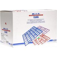 Flawa Mic Schlitzkompresse 7.5x10см стерильный 100 пакетиков