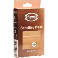 Flawa Sensitive Plast 8x10см 10 штук
