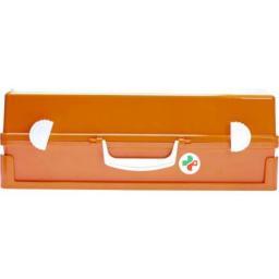 Flawa Sport Verbandkoffer Maxi Leer Orange