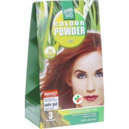 Henna Plus Color Powder 54 Rot 100г