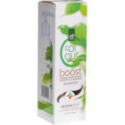 Henna Plus Colour Boost шампунь Brown 200мл