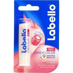 Labello Care&Color Red 4.8г