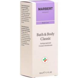 Marbert B&b Classic Anti-Perspirant крем Deo 50мл