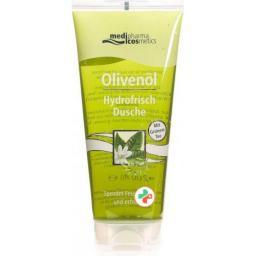 Medipharma Olivenol Hydro Dusche Gruner Tee 200