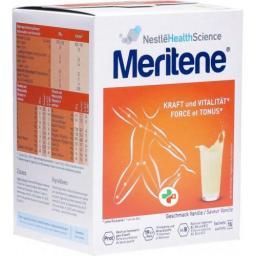 MERITENE Vanille 15 пакетиков 30г