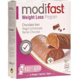Modifast Weight Loss Program Riegel Schokolade 6x 31г