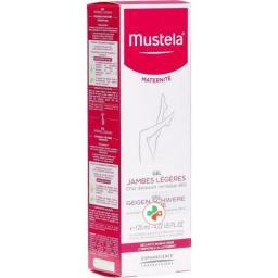 Mustela Mutter гель Gegen Schwere Beine в тюбике 125мл