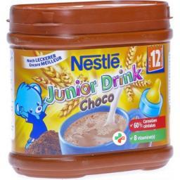 Nestle Junior напиток Choco 400г