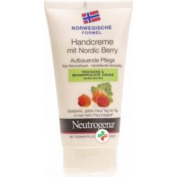 Neutrogena крем для рук mit Nordic Berry 75мл