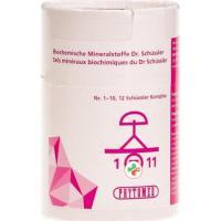 Phytomed Schussler Nr1=11 Triturat Mischung 80г