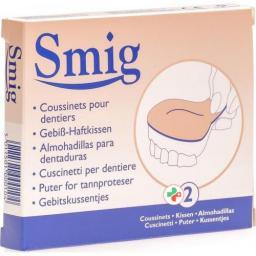 Smig Gebiss-Haftkissen 2 штуки