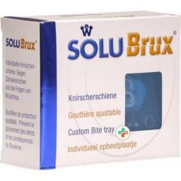 SoluBrux Knirscherschiene Blau