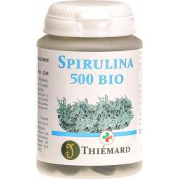 Спирулина 500 Био 500 мг 120 таблеток