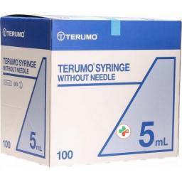 Terumo Injektionsspray 3-teilig 5мл Zentrisch 100 штук