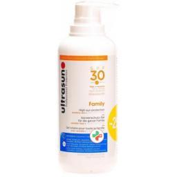 Ultrasun Family Sonnenschutzfaktor 30 -25% 400мл