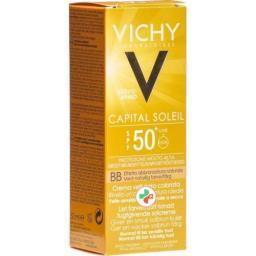 Vichy Capital Soleil BB-Cream 50+ 50мл