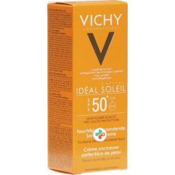 Vichy Capital Soleil крем для лица LSF 50+ в тюбике 50мл