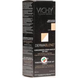 Vichy Dermablend Korrigierendes Korper-Make-up Light 100мл