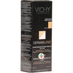 Vichy Dermablend Korrigierendes Korper-Make-up Medium 100мл
