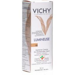 Vichy Lumineuse Getonte Tagescreme fur для сухой кожи 02 Peche 30мл