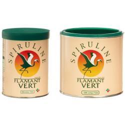 Спирулина Фламант Верт: уникальный источник ценнейших питательных веществ, витаминов, минералов и микроэлементов