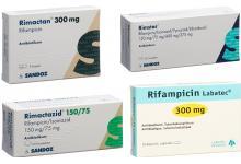 Рифампицин: надежный испытанный антибиотик для лечения туберкулеза и других бактериальных инфекций