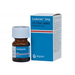 Лейкеран: недорогой препарат для лечения лимфолейкоза и злокачественных лимфом