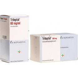 Трилептал: препарат для лечения эпилепсии, нейропатической боли и тревожных расстройств