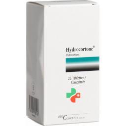 Гидрокортон 10 мг 25 таблеток