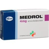 Медрол 4 мг 30 таблеток