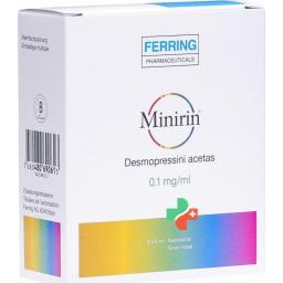 Минирин 3 х 6 мл назальный спрей