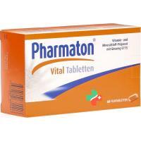 Фарматон Витал 60 таблеток покрытых оболочкой